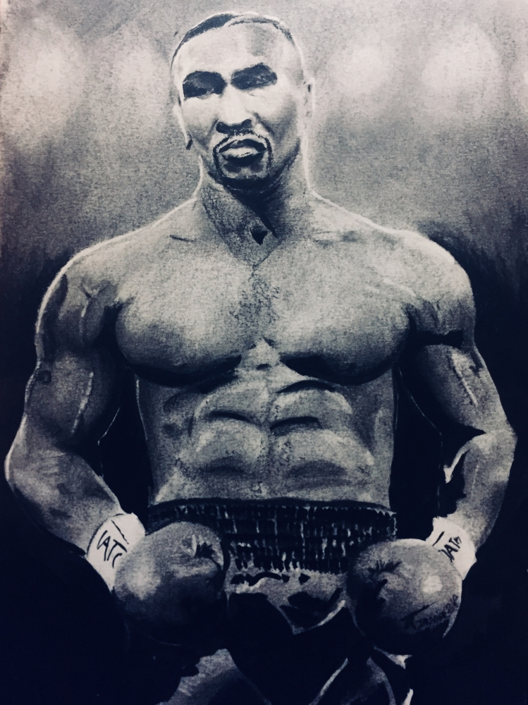 Mike Tyson by ritchi1378
